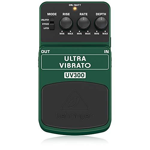 Behringer Ultra Vibrato UV300 Effektpedal