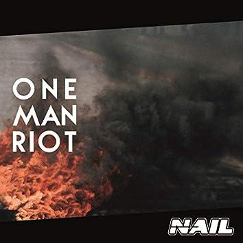 One Man Riot