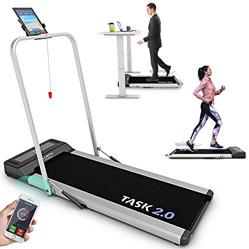 Photo de tapis-de-course-pliable-task-2-0-2-en-1-bluefin-fitness