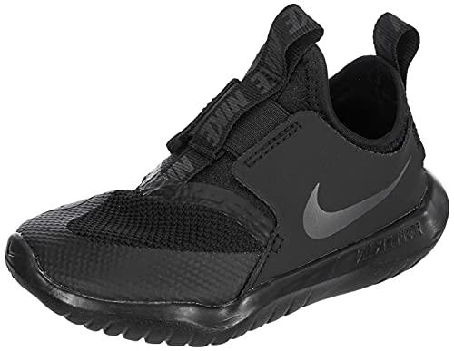Nike Flex Runner, Zapatillas para Correr, Black/Anthracite, 23.5 EU