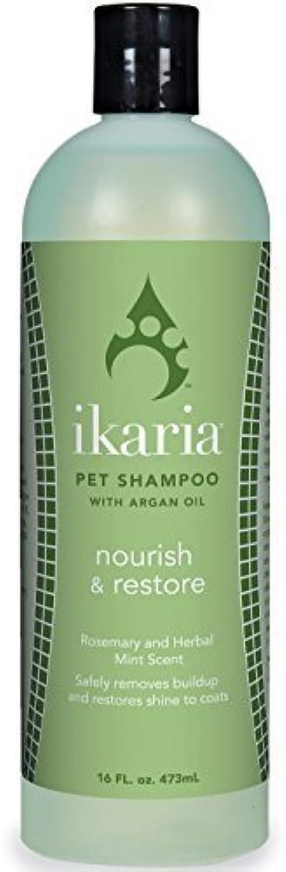 Ikaria IK Nourish Restore Shampoo, 16Ounce by PetEdge Dealer Services