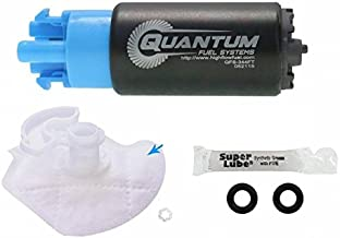 QFS-344FT-1008 Fuel Pump & Install Kit 265lLPH EFI Direct OEM Replacement for Subaru Outback 2005-2015