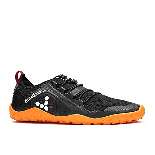 Vivobarefoot Primus Swimrun FG Mesh Black/Orange 1 46 (US Men's 12) D (M)