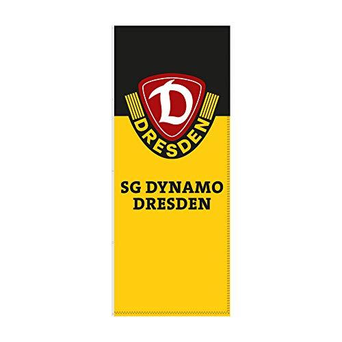 SG Dynamo Dresden Hissfahne SG Dynamo Dresden 120 x 300 cm