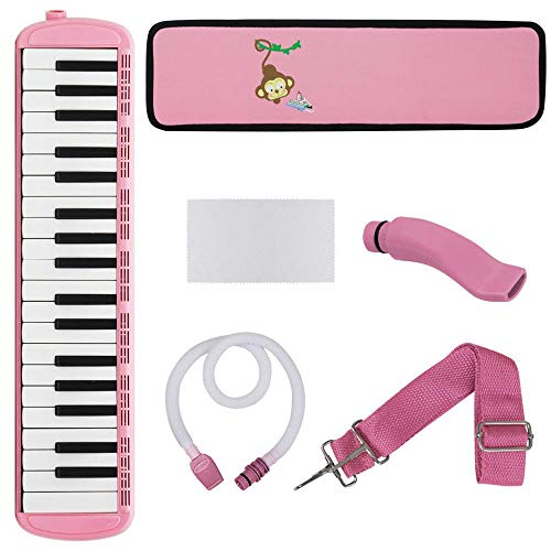 Buy Bargain 37 Piano Keys Melodica Musical Instrument for Kids Children Melodica 37Key Kids Gift Mus...