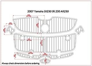 JZ 2007 Yamaha SX230 SR230 AR230 Swim Platform Pad 1/4