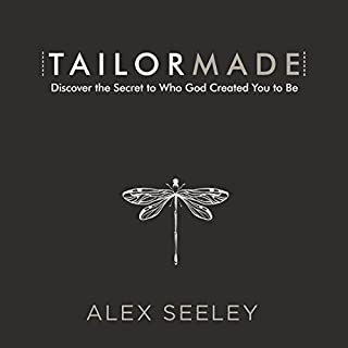 Tailor Made audiobook cover art