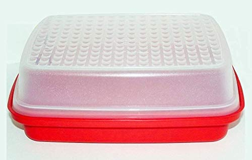 Tupperware Jr. Season Serve Red