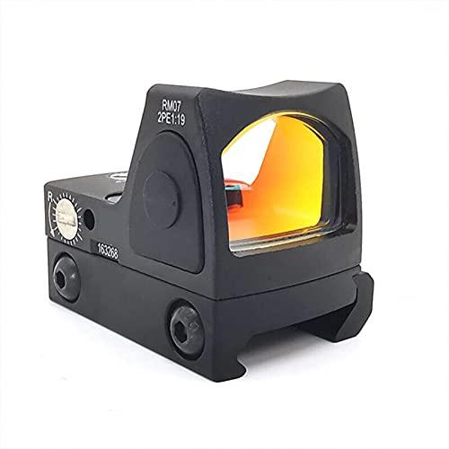 WMQ Reflex Circle Dot Solar Power Holográfica Red Dot Sight