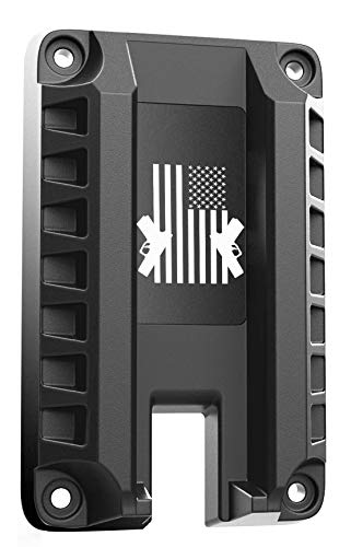 TIGOTAC Gun Magnet Mount & Holster for Vehicle and Home - Magnetic Handgun Mount, Quick Load & Draw Fast Loaded Holster, Concealed Holder Gun Accessories for Handgun, Pistol, Truck, Car, Wall
