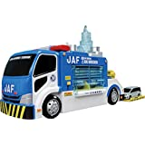 トミカ トミカタウン空気はスゴイぞ! 整備工場へ運ぼう! JAFビッグレッカー車