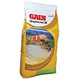 Gain 28 Greyhound Lurcher Performance Racing Working 28% Protein Dog Biscuit 15KG