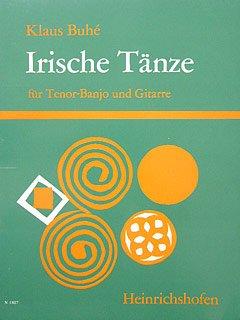 IRISCHE TAENZE - arrangiert für Gitarre - Banjo [Noten / Sheetmusic]