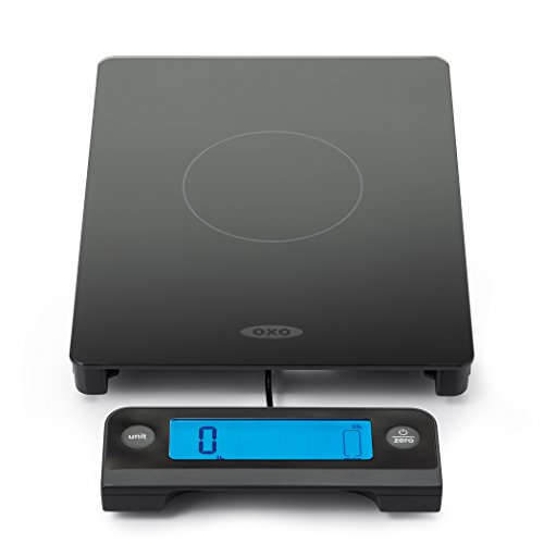 OXO Good Grips Multifunction Digital Kitchen Scale with Pull Out Display