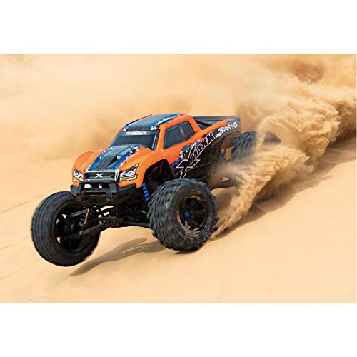 TRAXXAS X-MAXX 4X4 VXL ORANGE RTR 8S Version 1/7 4WD Monster Truck OHNE AKKU UND LADER