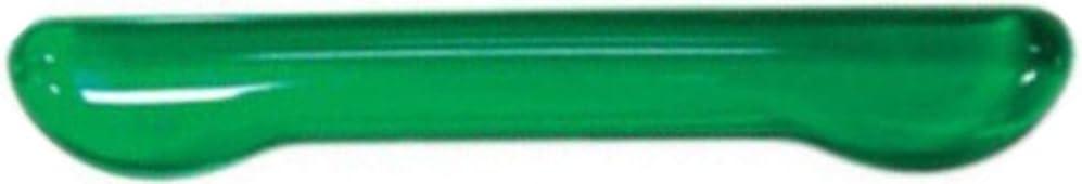 Crystal Gel Keyboard Max 56% OFF Wrist Rest Green Color: OFFicial shop