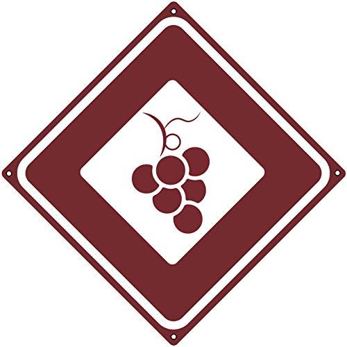 Toothsome Studio Winery Symbol Sign