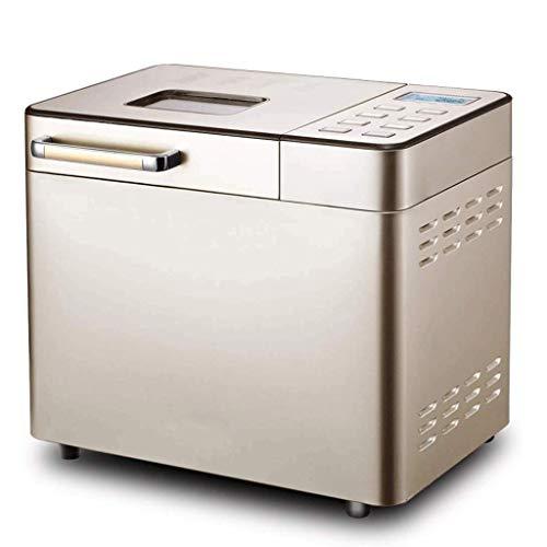 Best Buy! PDGJG Bread Machine Breakfast Bread Machine, Bread Maker, Programs Bread Machine Non-Stick...