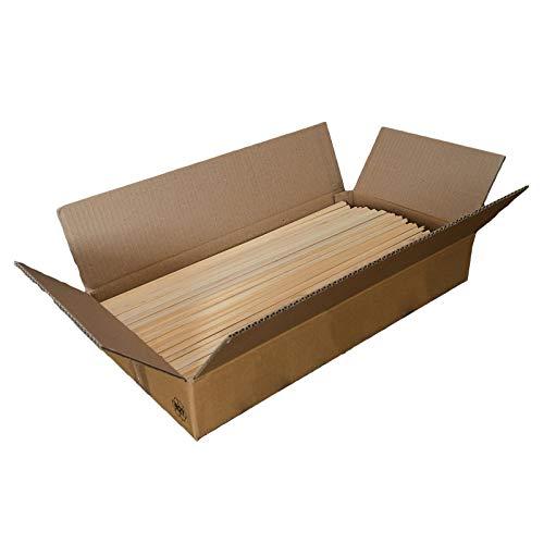 Quadratische Holzstäbe