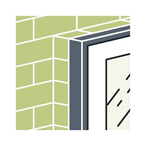 ILLBRUCK 311523 Fensterfolie ME501 TwinAktiv HI EW 70 mm SP025 Länge 50 m