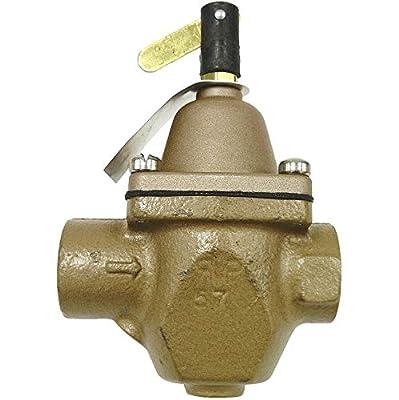 "Watts Water Technologies 0386425 1/2"" IPS Feed Water Pressure Regulator Without Union by WATTS WATER TECHNOLOGIES"