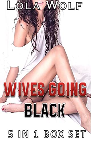 Wives Going Black (5 in 1 Box Set) (English Edition)
