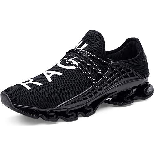 Trendy ademende schokabsorberende duurzame sportschoenen voor mannen
