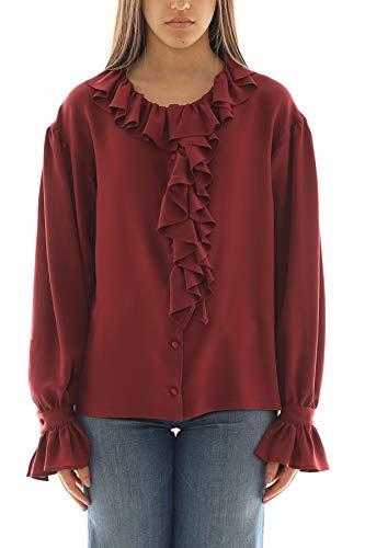 Etro Luxury Fashion Damen 135788510304 Rot Seide Bluse | Frühling Sommer 20