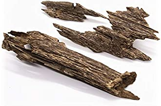3 Pieces Vietnam Natural Agarwood Chips - Oud Chips – 35.5gr - 天然沉香 - Super