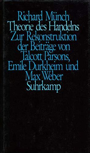 Münch, R: Theorie d. Handelns