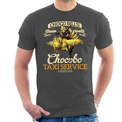 Chocobo Taxi Service Final Fantasy VII Men's T-Shirt