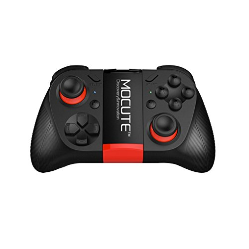 Fornateu MOCUTE 050 Wireless-VR Game Pad Bluetooth Gaming-Controller Fernbedienung Gamepad Gamepad für Controller Fernbedienung Gamepad für IOS Android
