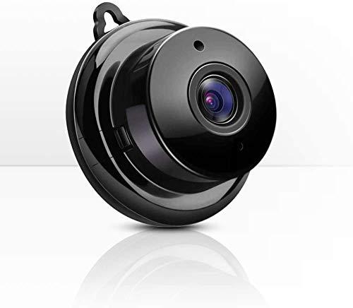 Betuy Überwachungskamera, WLAN 100WP IP Kamera mit Zwei Wege Audio, Bewegungserkennung, IR Nachtsicht, Baby/Haustier/Zuhause Monitor, Unterstützt Fernalarm, SD-Card & Cloud-Speicher