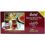 Best Persian Teas - Sadaf Special Blend Tea Earl Grey, 100 Count Review
