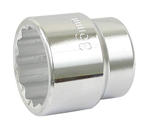 """EMPI 5770 Gland Nut / Axle Nut Socket 36mm with 1/2"""" Drive - VW Dune Buggy Bug Ghia Thing Bus T1 T2 T3"""