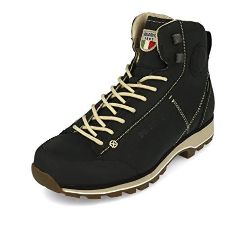 Dolomite Damen Bota Cinquantaquattro High Fg W GTX Bootsschuh, Black, 39 1/3 EU