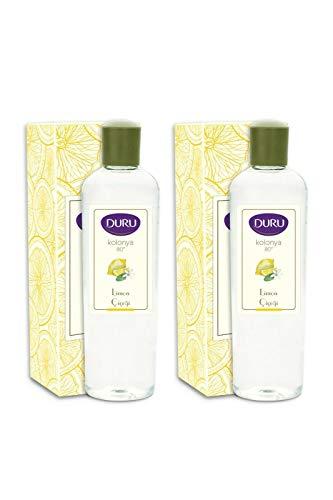 """Duru """"Limon"""", traditionelles türkisches Aftershave–400ml, 2 Stück"""