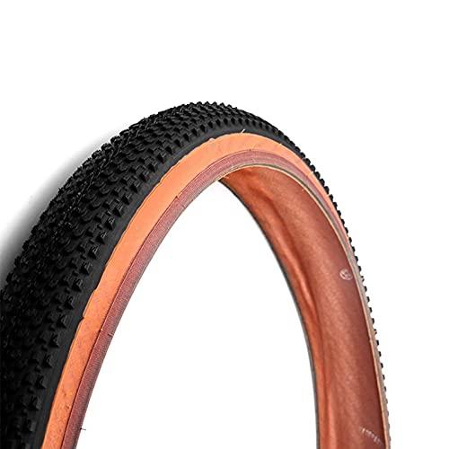 FYYTRL Neumático de Bicicleta General Neumático de Bicicleta de montaña de Repuesto Negro, neumático de Bicicleta Apto para Bicicletas de montaña y de Carretera,27.5 * 2.1