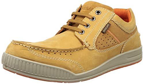 Woodland Men's Leather Sneaker-7 UK (41 EU) (8 US) (OGC 1695115_SNAYPE)