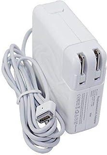 شاحن محول للطاقة بديل بتيار متردد من ابل 16.5 فولت/3.65 امبير 60 وات لأجهزة MacBook A1181 A1278 A1184 A1330 A1342 A1344 وغ...