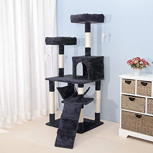 jeerbly Cajonera con ruedas para oficina con números y 3 cajones, acabado sólido, ideal para escritorio, muebles de oficina, contenedores, contenedores con ruedas