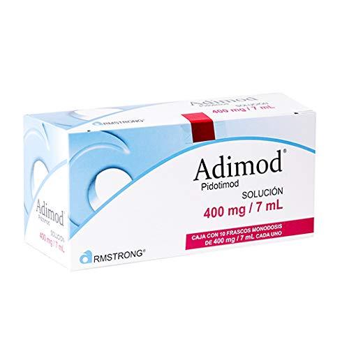 Adimod Adimod 400 Mg/7 Ml, color, 0.4 gram, pack of/paquete de 1