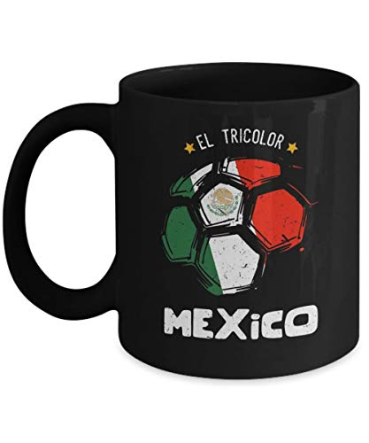 Mexico Poster World Soccer Cup 2018 Russia Mexico Team Jersey Mug, Bicycle Day Mug, Gift Dad for Father's Day Daddy, Gift Idea for Women and Moth