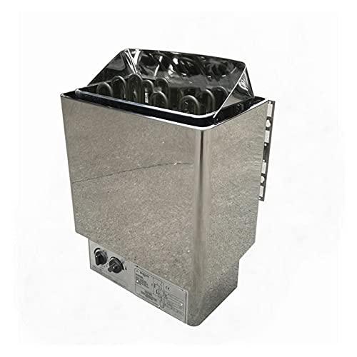 YXZQ Suministros de Sauna 9kw 8kw 6kw 4. 5kw 3kw Sauna Calentador Sauna generador de Vapor Uso de la casa Calefacción Horno Sala de calefacción Equipo seco Generador de Vapor para Sauna (Color : 9kw)