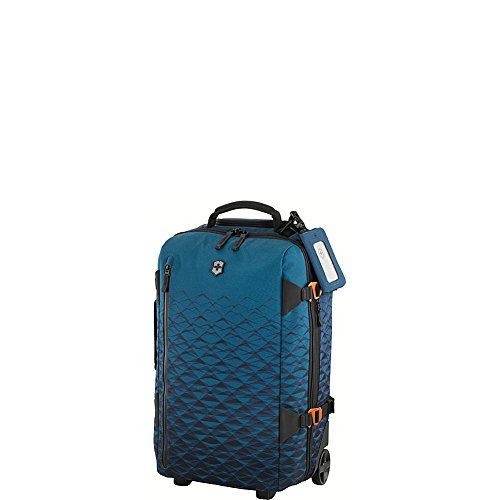 Victorinox VX Touring Global Wheeled Carry-On, Dark Teal, (21.7')