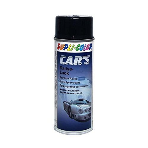 Dupli-Color 385865 Car's-Spray, 400 ml, Schwarz Glanz, Black