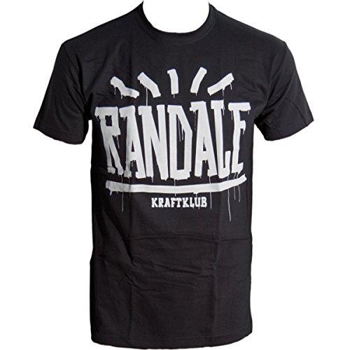 Kraftklub Randale T-Shirt Schwarz L