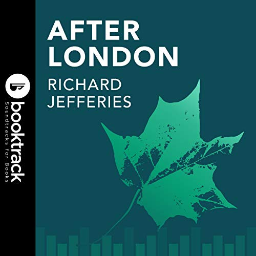 After London audiobook cover art