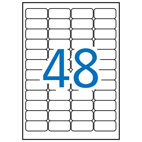 APLI 11272 - Etiquetas blancas de seguridad 45