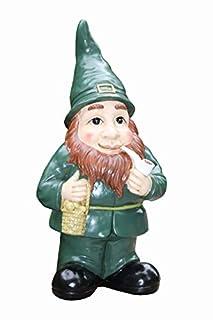 Lucky Leprechaun Garden Statue Ornament